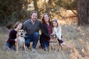 Andrew & Family